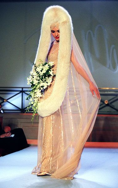 20 Worst Wedding Dresses of All Time