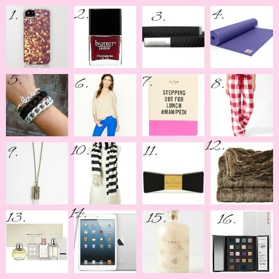 Holiday gift guide 2012 gifts for your girlfriend we love for Gift for your fiance