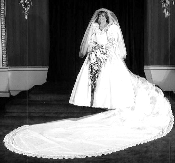5 Most Iconic Wedding Gowns Of All Time