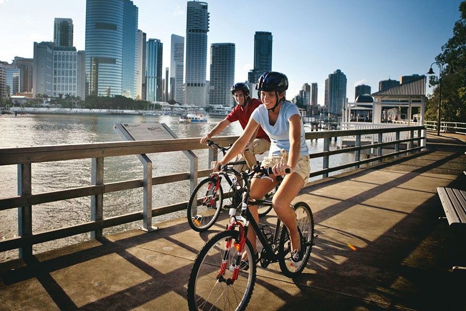 Bike-riding-Brisbane