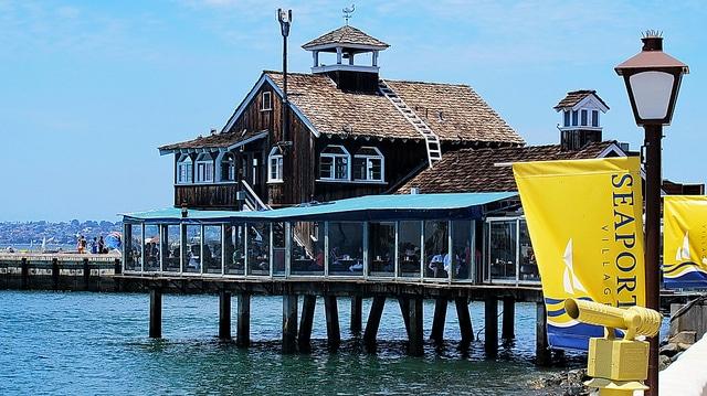 Seaport Village_San Diego