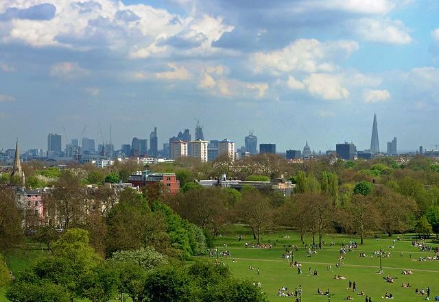 Primrose Hill_London