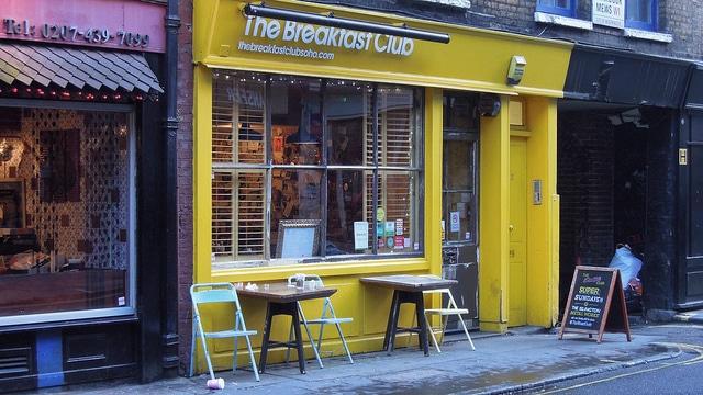 The Breakfast Club_London