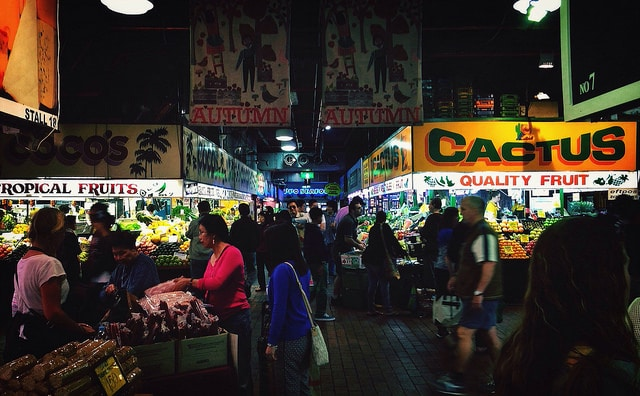 Central Market_Adelaide