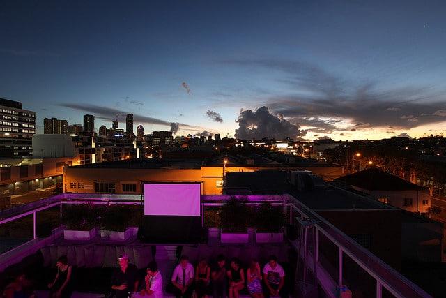 Rooftop Cinema_Brisbane