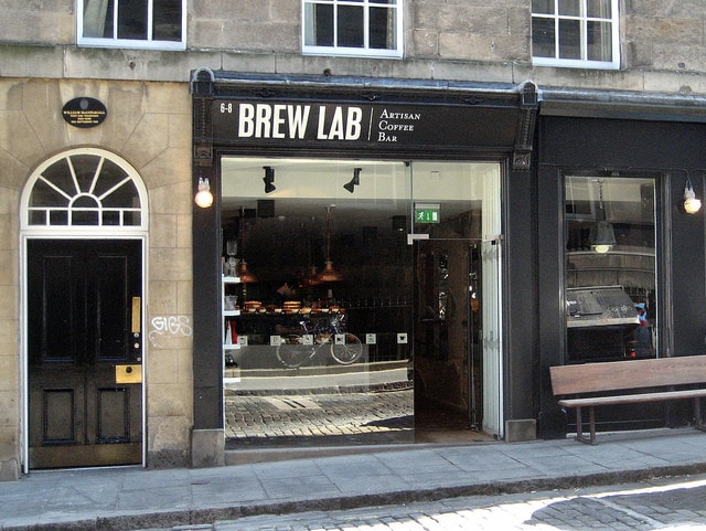 Brew Lab_Edinburgh