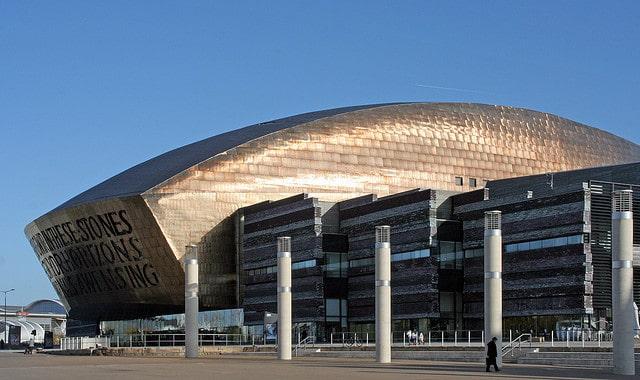 Millenium Centre_Cardiff
