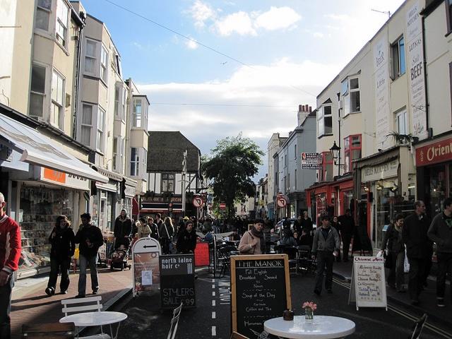 Brighton Lanes_brighton