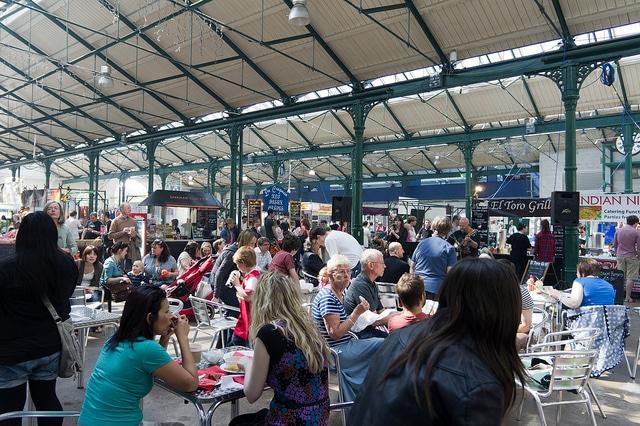 St Georges Market_Belfast