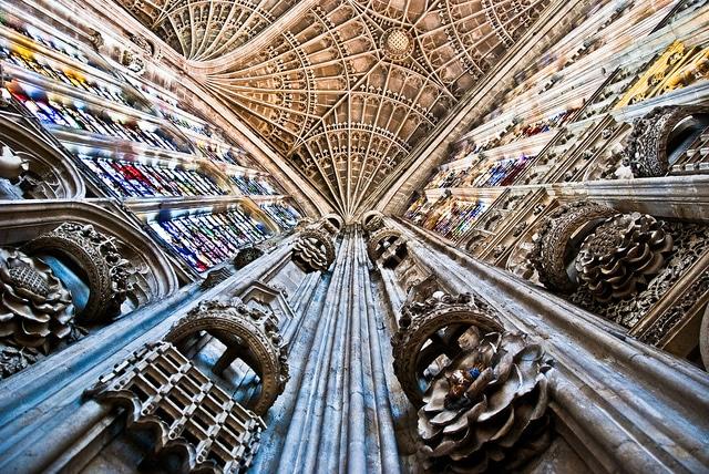 Kings Chapel_Cambridge