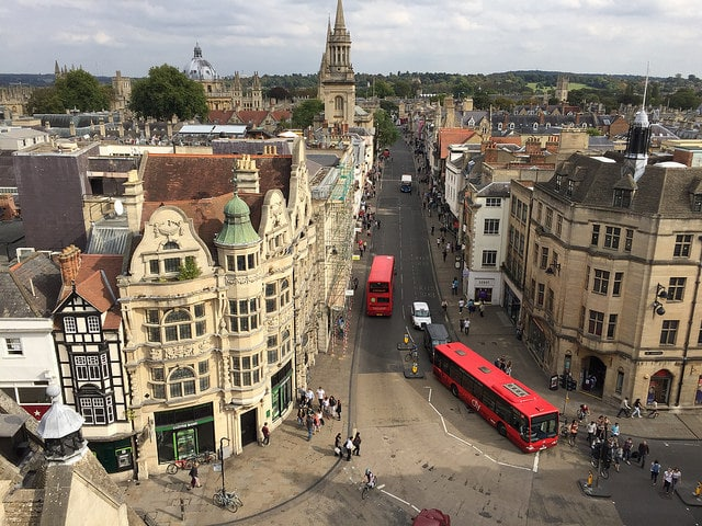 Carfax Tower Views