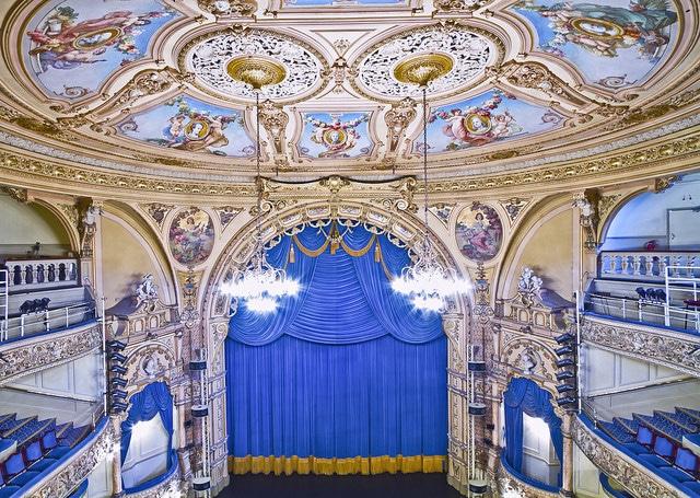The Grand Theatre_Blackpool