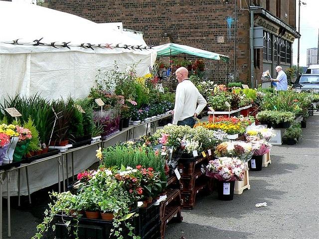 Barras market_Glasgow