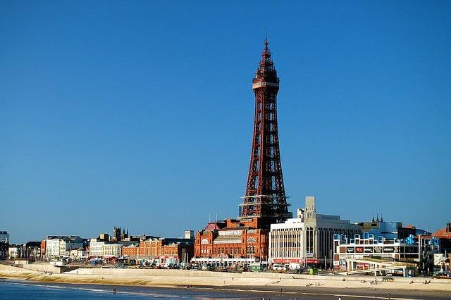 Blackpool Tower_Blackpool