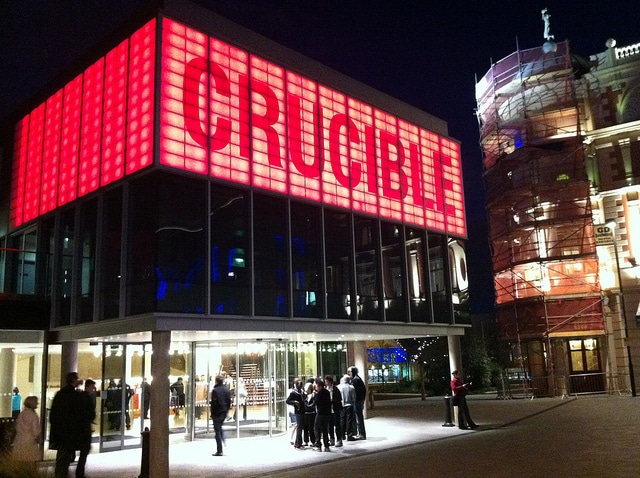 Crucible Theatre_Sheffield