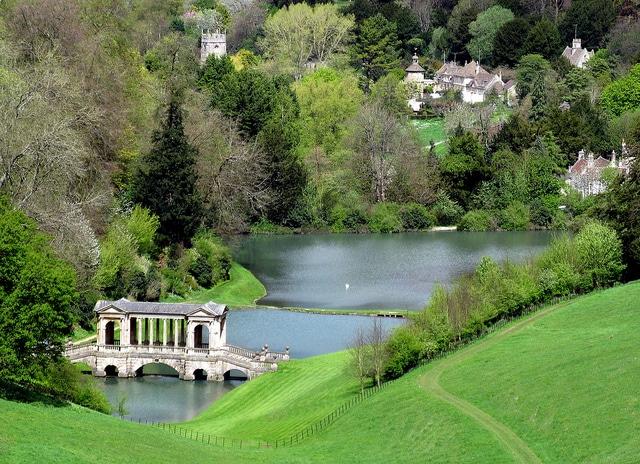 Prior Park Gardens_Bath
