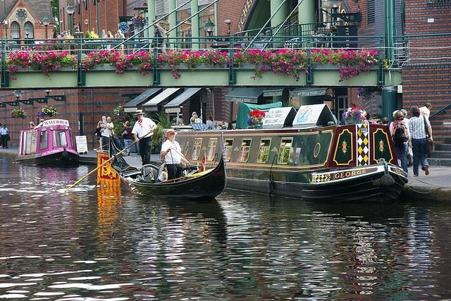 Birmingham Canal_Birmingham