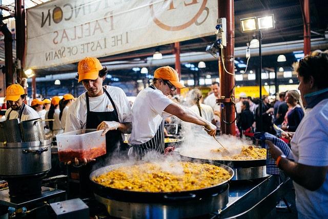 Street Food_Birmingham