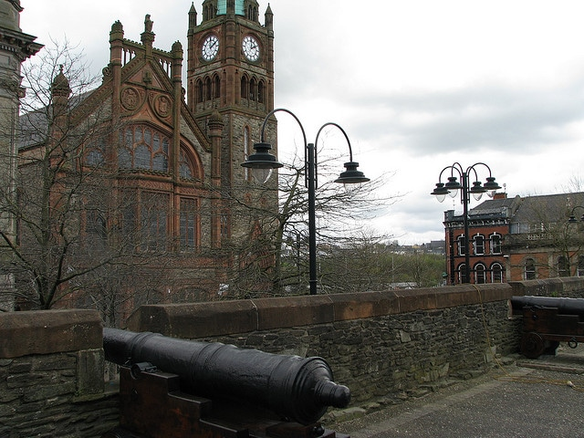 Guildhall_Londonderry
