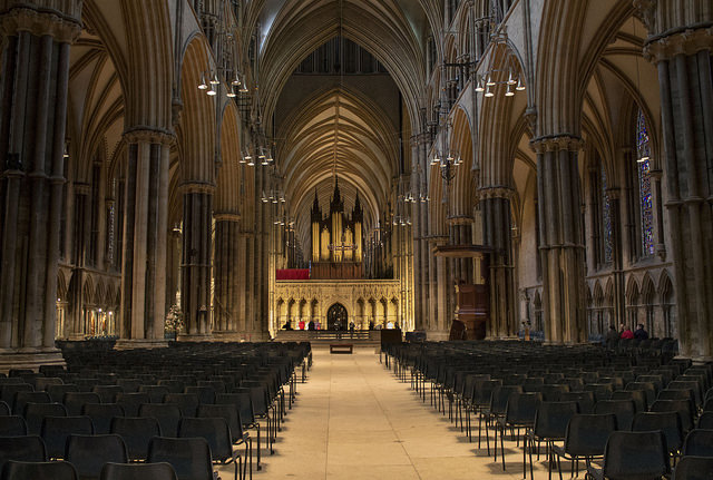 Lincoln Cathedral_Lincol