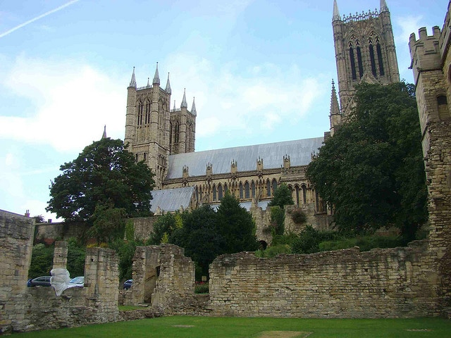Medieval Bishops' Palace_Lincoln