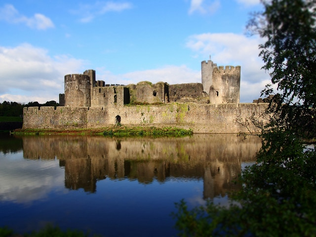 Castle_caerphilly