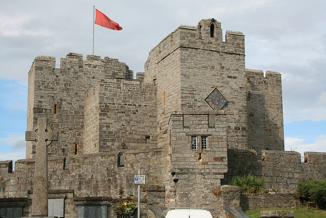 Castle Rushen_Isle of Man
