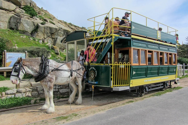 Horse Tramway_Isle of Man