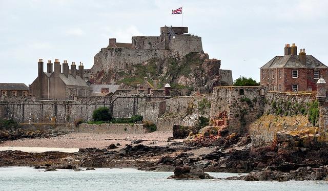 Elizabeth Castle_Jersey