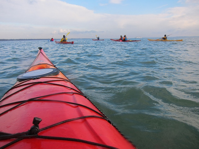 Kayaking_Isle of Wight