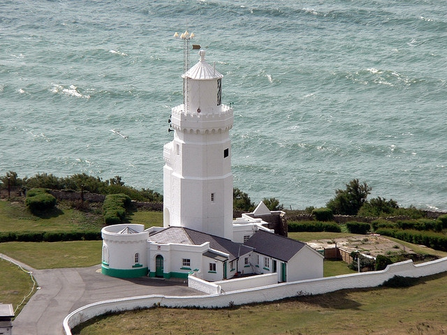 St Catherine Lighthouse_Isle of Wight