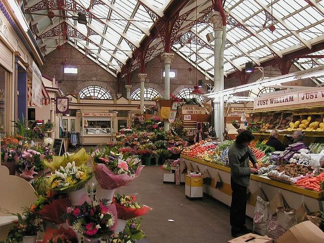St Helier Market_Jersey