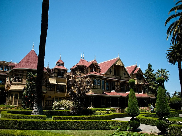 Winchester Mystery House_San Jose