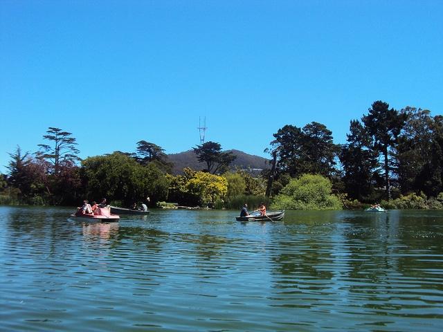Stow Lake-San Francsico
