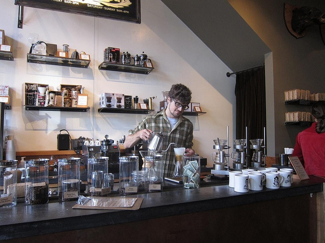 Four Barrell Coffee_San Francisco