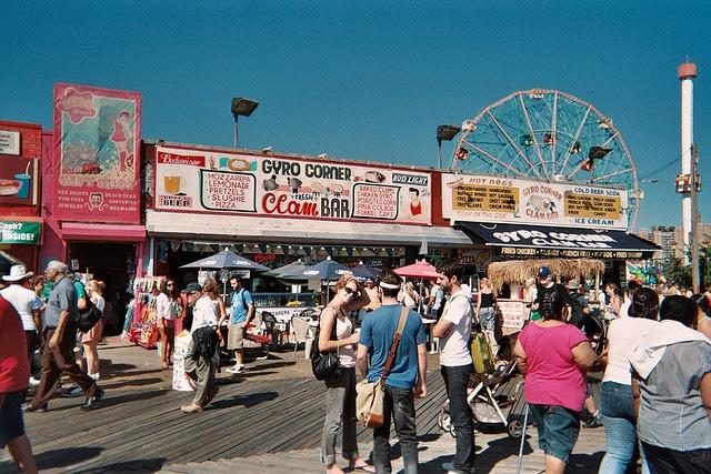 Coney Island_Brooklyn