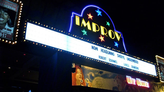 Comedy Club Improv_Fort Lauderdale