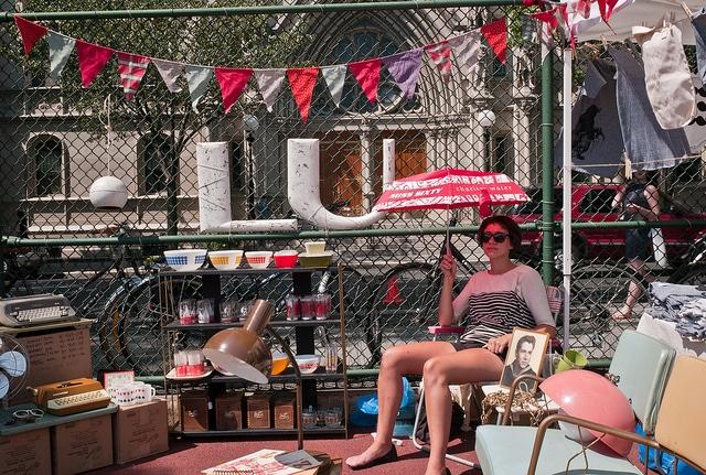 Brooklyn Flea Market_Brooklyn